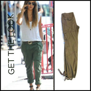 PH8 COOL CARGO PANTS - Hip IN TREND NWT